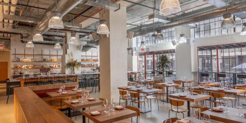 Tartine's newest outpost is housed inside a 40,000 square foot space in Los Angeles. - Jakob Layman