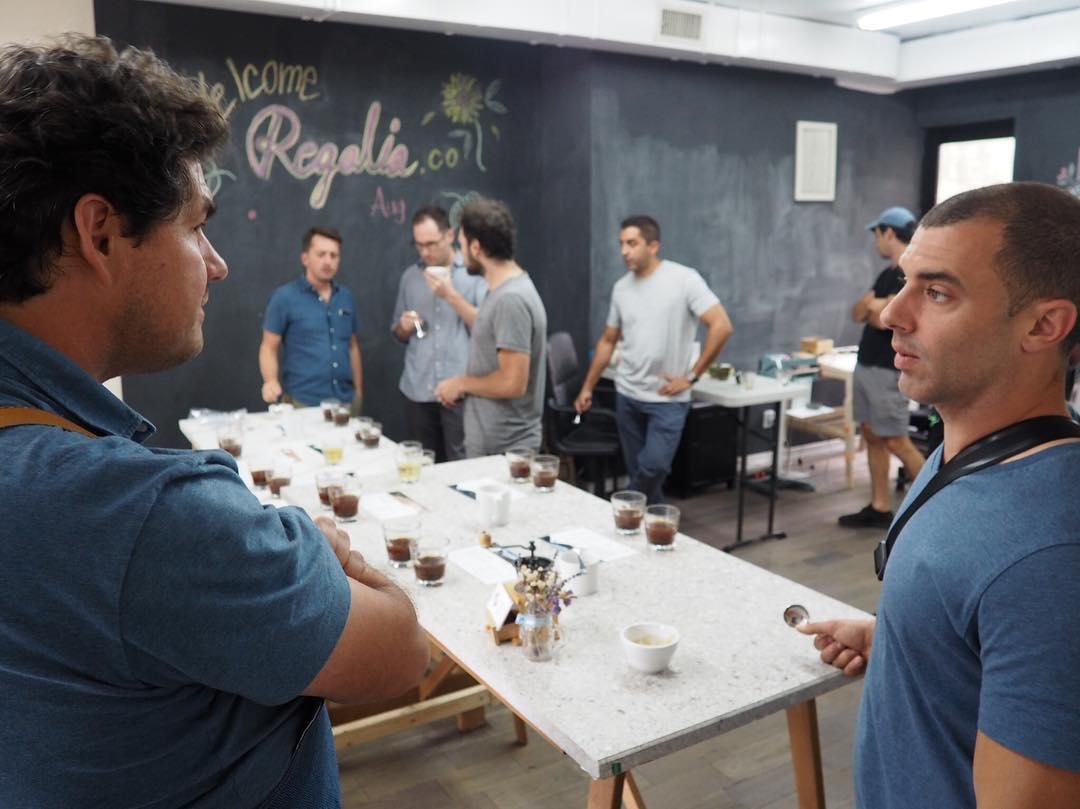 Craft Coffee Roasters Force Big Coffee's Hand