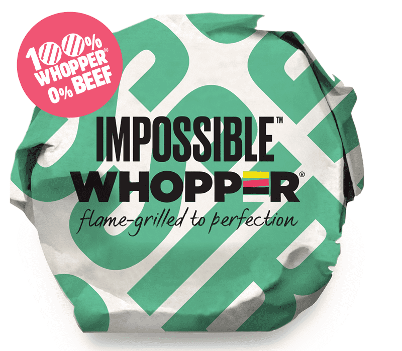 Burger King plans to expand Impossible Burger sales nationwide